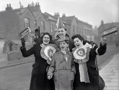 Arsenal Supporters 1949.