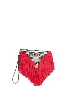Jo Fringe Candy One Pic, Night Out, Studs, Pouch, Candy, Detail, Mini, Unique, Leather