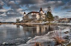 Läckö castle, just outside Lidköping, Västergötland, Sweden ... Pia's hometown