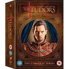 The Tudors - Season 1 - 4 - DVD Boxset - Part of our DVD range at ASDA Direct