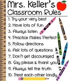 image 3 How To Remove, How To Apply, Classroom Rules, Removable Wall Decals, Image List, Price Quote, Tell The Truth, School Teacher, Elementary Schools