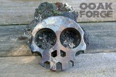 OOAK Forge Titanium Multi-Tool Duster by OOAKFORGE on Etsy