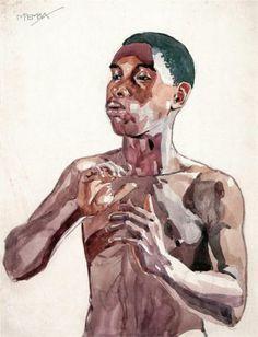 George Pemba (South Africa)