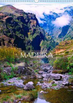 MADEIRA - CALVENDO Kalender von BRASCHI Bonn