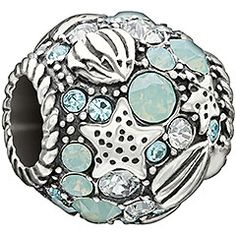 Gorgeous buried treasure Chamilia bead - this is definitely going on my Christmas list!