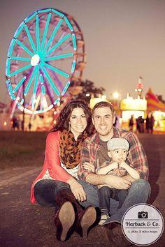 Family Fall Carnival Fun — Harbuck & Co. Lufkin, Tx Family photography