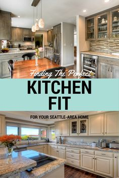 Consider personality, function, and style before remodeling your kitchen. http://info.powellrenovations.com/finding-the-perfect-kitchen-fit-for-your-seattle-area-home