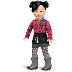 """My Life As Hair Stylist 18"""" Doll, Asian"""