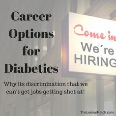 Career Options for Diabetics