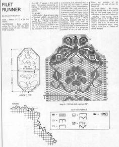 Arquivos de Centros de Mesa e Toalhas: Caminho de Mesa com Borboletas
