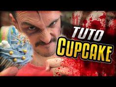 TUTO CUPCAKE - YouTube