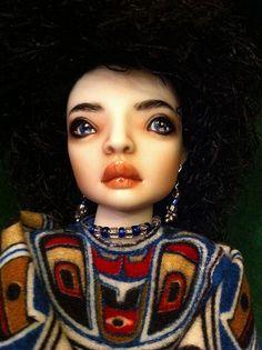 Enchanted Doll, Marina Bychkova, Butterfly Io, Galatea