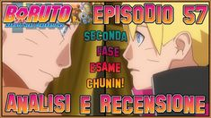 🆕Boruto ITA - Naruto Next Generations 🍜 Episodio 57   Analisi & Recensione