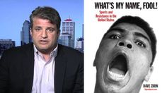 """Dave Zirin, sports editor for The Nation magazine, joins us from Muhammad Ali's hometown, Louisville, Kentucky, where he will attend Ali's funeral. Zirin recounts Ali's activism against racism in the city and says, """"[T]his funeral is, in so many respects, Muhammad Ali's last act of resistance, because what he is doing is pushing the country to come together to honor the most famous Muslim in the world at a time when a presidential candidate is running on a program of abject bigotry against…"""