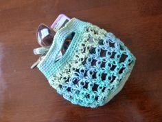 Stitch of the Week: Solomon's Knot BeachBag