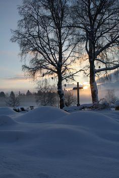 Wintermorgen auf der Seeterrasse, Bad Bayersoien, Parkhotel