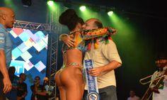 Clara Paixão - a Campeã postado no #Tumblr  #Ass #Bumbum #Model #BigBooty #art #Artist