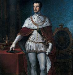 Ritratto di Re Carlo Alberto