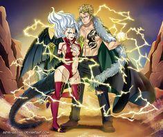 Miraxus - The badass duo by Arya-Aiedail.deviantart.com on @DeviantArt