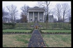 A National Historic Landmark  Jefferson County, IN  Listed: 04/19/1994    This outstanding Greek Revival mansion beautifully sited overlooking the Ohio River, was built between 1840 and 1844 for James Lanier, a prominent banker and financier who twice saved the State of Indian from bankruptcy during the Civil War. Architect-builder Francis