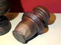 Spice Grinder (1660-1700) (V)