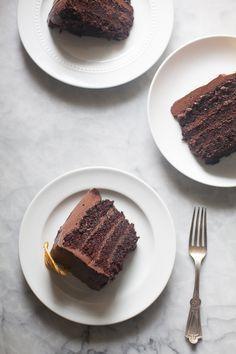 Special Chocolate Orange Cake