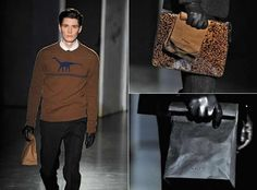Jil Sander Vasari clutch is the most expensive brown paper bag