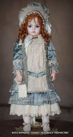 """Looks like a """"Bru"""" doll BullDoll Inspiration for Doll"""