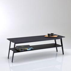 Table basse double plateaux en métal, Hiba La Redoute Interieurs