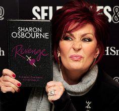 Sharon Osbourne Celebrity Funny Faces  Celebrity