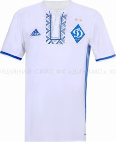Adidas lança a nova camisa titular do Dynamo Kiev - Show de Camisas Camisas  De Futebol ec2ac9a8018ae