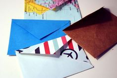 Seventeen Things to Put in a Tiny Envelope (Plus One More).