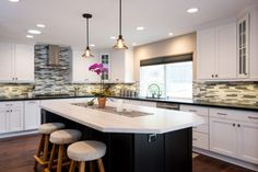 """Check out our new blog about """"Natural Light in the Kitchen""""!"""