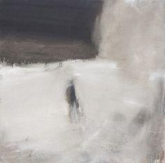 Ørnulf Opdahl: Jeger i snø, 80 x 80 cm Sketch Painting, Figure Painting, Make Art, Close Image, Landscape Art, Impressionism, Monochrome, Contemporary Art, Artsy