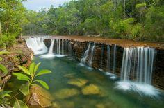Elliot Falls, Cape York Peninsula, QLD, Townsville.