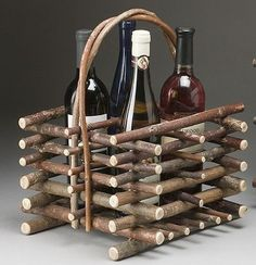 Wine Carrier #home #wine $35: