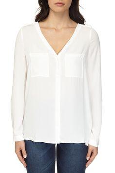 What To Wear, Buttons, Blouse, Stuff To Buy, Tops, Women, Fashion, Moda, Fashion Styles