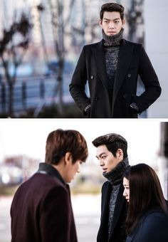 Kim Woo Bin and Lee Min Ho ♡ #Kdrama // The #HEIRS