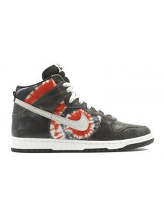 on sale ded3f 8f5ea Dunk Hi Pro Sb Huf White, Neutral Grey-Black 305050-102 Nike Dunks