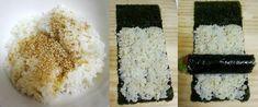 모르면 손해!!예쁘고 이색적인 김밥 12가지 종류 Appetisers, Korean Food, Cooking Recipes, Korean Cuisine, Chef Recipes, Recipies, Recipes