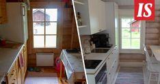 Tinni Wikströmin ja hänen perheensä 35 neliön kesämökki uudistui Huvilan & Huussin asiantuntijoiden käsissä. Pikkumökistä tehtiin kolmio. Bunk Beds, Tin, Loft, Furniture, Home Decor, Decoration Home, Loft Beds, Room Decor, Pewter