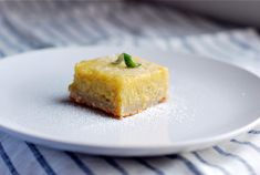 preserved lime bars // brooklyn supper