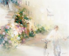 Willem Haenraets - Hollandaise Impressionist painter - Pin it by GUSTAVO BUESO-JACQUIER