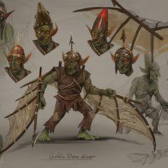 sandra-duchiewicz-total-war-warhammer-concept-art-goblin-doom-diver-by-telthona-da3s4hf.jpg (400×400)