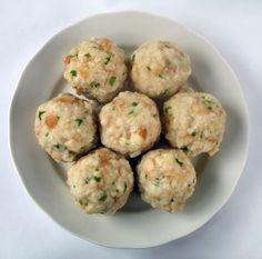 Semmel-Knödel // bread dumplings *entree*