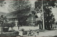 Instituut der Zusters Franciscanessen Magelang 1910-1920