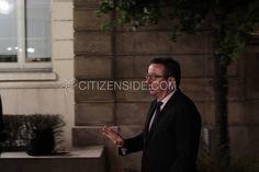 Paris : Conférence de presse du député frondeur PS Christian Paul - Politique - via Citizenside France. Copyright : Christophe BONNET - Agence73Bis
