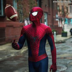 Today is game day! Get an exclusive look at Part 2 of The Amazing #SpiderMan 2 Big Game Ad tonight! #SB48