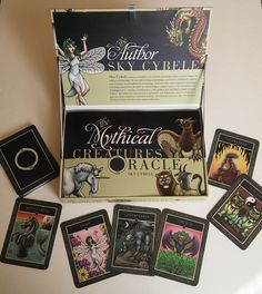 Oracle Deck Review: The Mythical Creatures Oracle