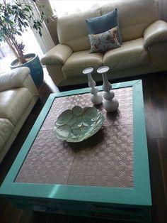 Unique Pallet Coffee Table   Pallet Furniture Plans